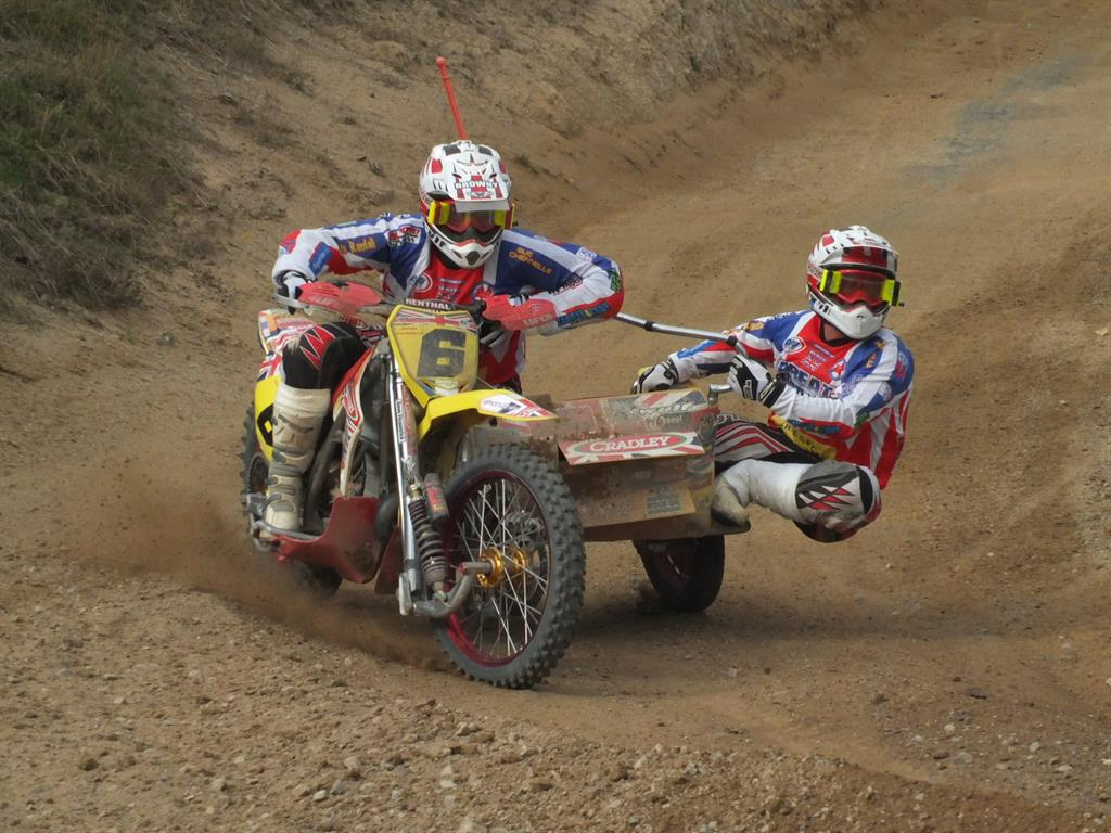 Bike Insurance Online >> Team GB take Fourth in Sidecar Motocross des Nations
