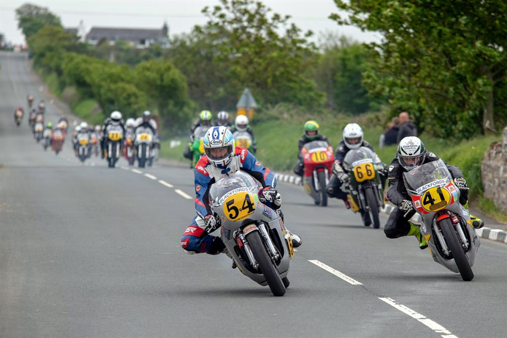 Bumper Entry for Blackford's Pre-TT Classic