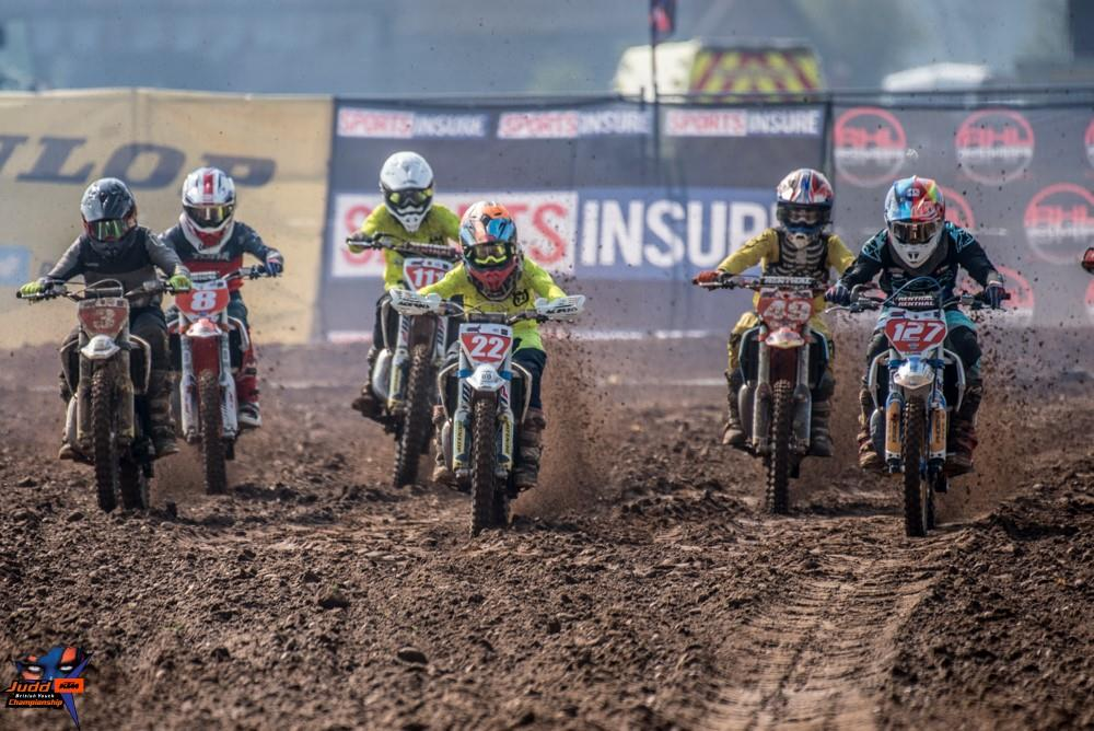 5b574a244 Sun Shone on Culham for the British Youth Motocross Championship Season  Opener