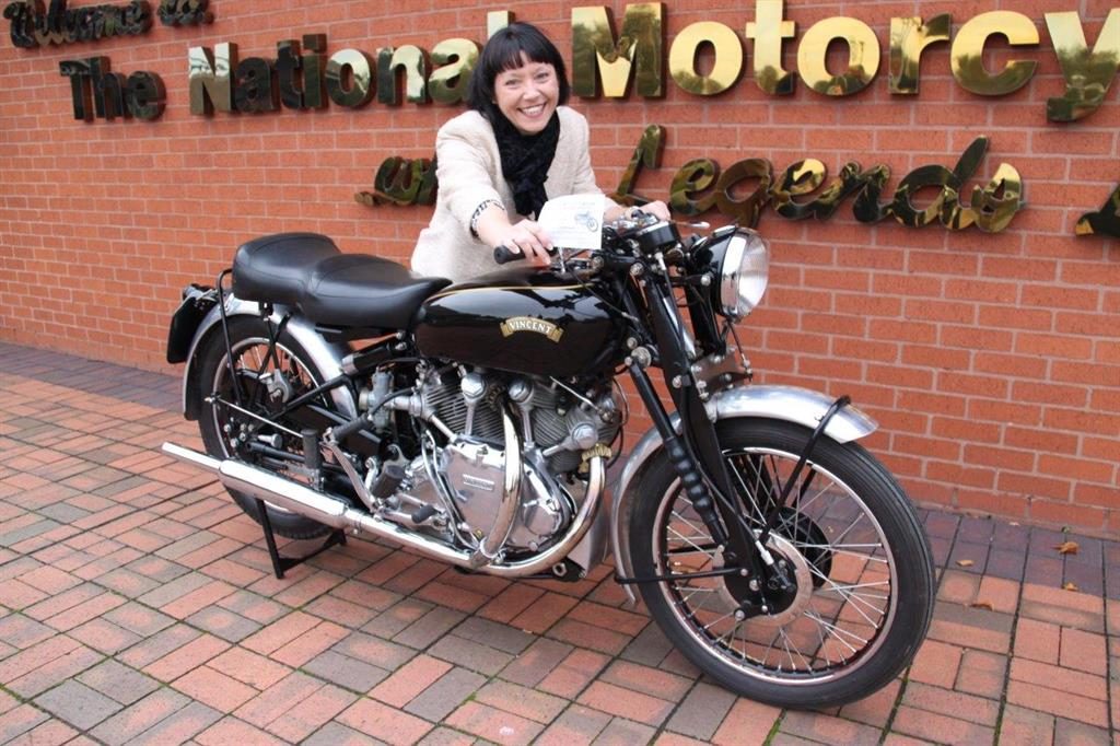 National Motorcycle Museum >> National Motorcycle Museum 30th Anniversary Raffle To Win A Vincent