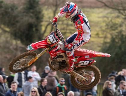 Simpson, Barr and Carpenter king of the hill at Hawkstone