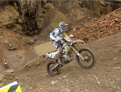 Jarvis takes Victory at Round 2 of the ACU British Extreme Enduro Championship