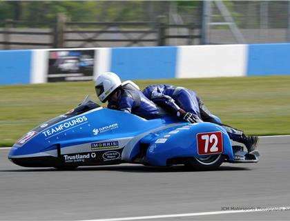 ACU/FSRA British F2 Sidecar Championship Season Review
