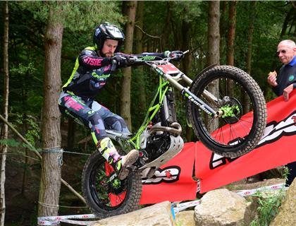 Guisborough & DMCC host round 8 of the RT Keedwell ACU British Solo Trials Championship