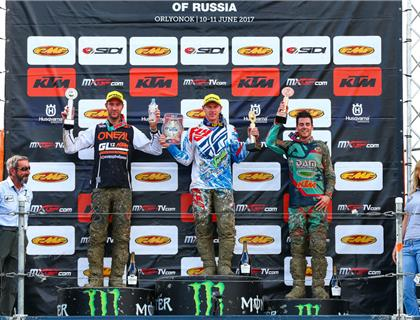 Anderson Continues to Lead European 300 Championship with Victory in Russia