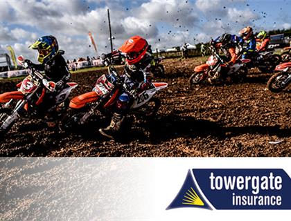 Towergate Insurance partners Thor British Youth Nationals