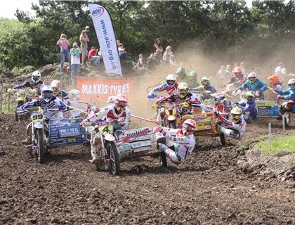 Preview of Round 1 of 2015 Maxxis British Sidecarcross championships
