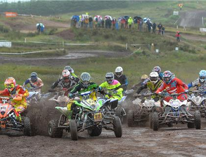 McLernon One Step Closer to ATVS ONLY ACU British Quad Title