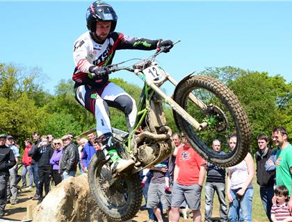 Dabill Claims Victory at British Super Trial Opener