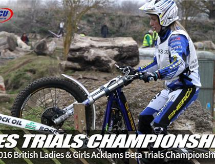 ACU Acklams Beta Ladies and Girls Trials Championship Ready for Action