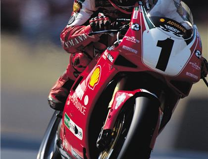 World Superbike legend Carl Fogarty to be star guest of Donington round