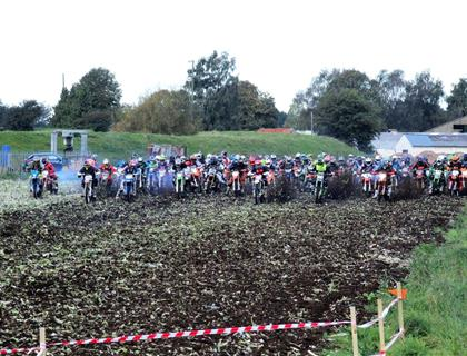 Lincolnshire Enduro Club host Successful Opening Event Tattershall Park Farm