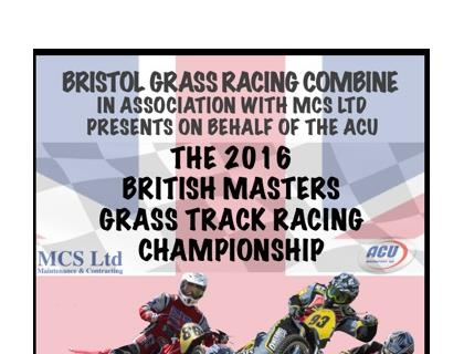 ACU British Masters Championship Line up Confirmed