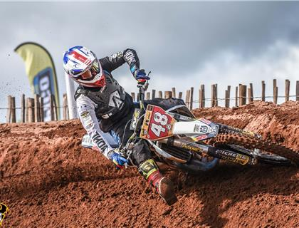 Duns to Host the UK's Best Junior Motocross Racer with the Thor British Youth National Championship