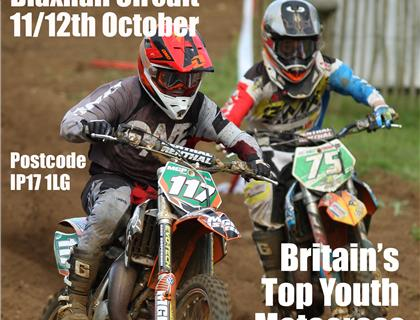 ACU BYMX Team Event Heads to Blaxhall this weekend