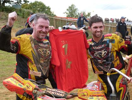 Wilkinson and Chamberlain take Victory at Finale as Brown and Millard Claim the Title