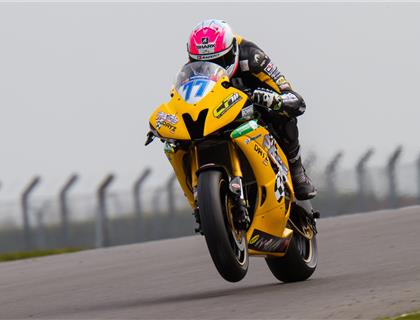 Donington local Ryde delighted to secure return to World Supersport grid for home round