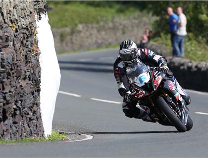 ISLE OF MAN TT RACES - SUPERSPORT RACE 1 POST RACE DISQUALIFICATIONS