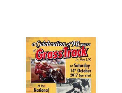 A Celebration of 90 years of Grass Track in the UK