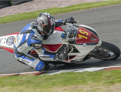 Bumper Entry for Round 1 of the Darley Moor Road Race Championship