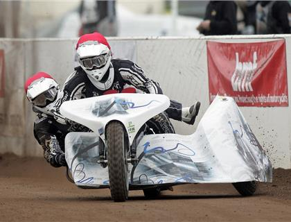 Track Racing prepares for the BMF Show this weekend