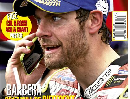Motorcycle Racer Magazine – Issue 193 on Sale Now