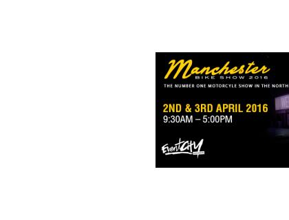 ACU North Western Return to this years' Manchester Bike Show - 2nd and 3rd of April