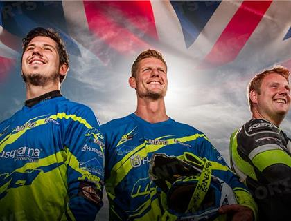 Team GB Prepare to Battle it out with the World's Best Supermoto Riders