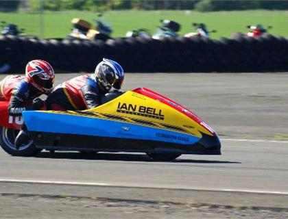 Ian Bell Memorial Meeting at East Fortune On The 8/9 October