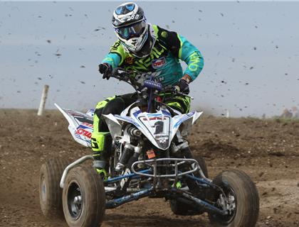 ATVS ONLY BRITISH QUAD CHAMPIONSHIP ROUND 1 REPORT FROM CUSSES GORSE
