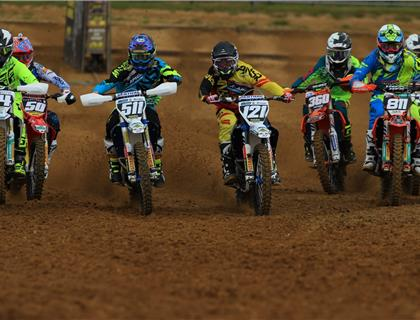All action set for Hawkstone
