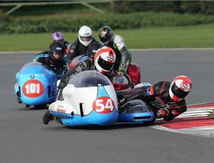 The Classic Racing Motorcycle Club opens the 2016 race season at Pembrey on Easter Weekend