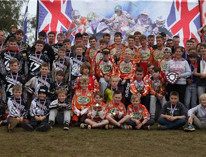 CJSC retain ACU BYMX Team Event crown for 2014 at Blaxhall