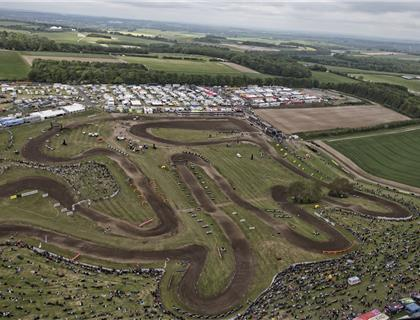 British MXGP Heads to Matterley Basin this Weekend