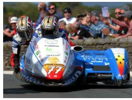 Sidecar Champions Ready to Renew Rivalry