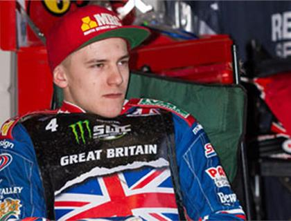 Lambert tied at the top of the FIM Under 21 Speedway World Championship