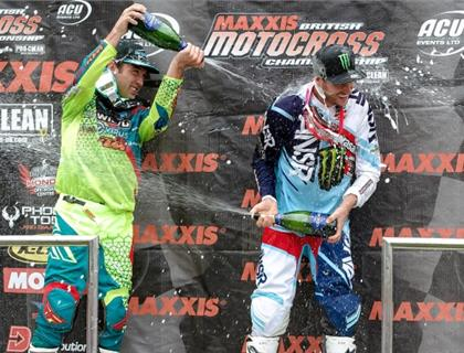 Maxxis renews title sponsorship deal
