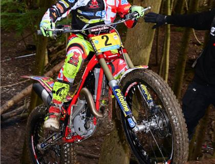 Price claims Victory at Opening round of the ACU R T Keedwell British Trials Championship
