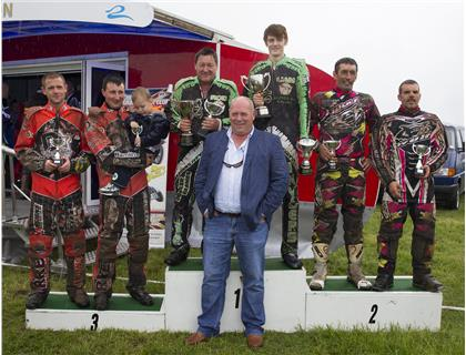 Cheshire Grasstrack Club ACU Clubman's Championship Report