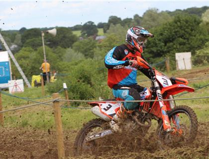 Plenty of Action at the Annual Stisted Motocross