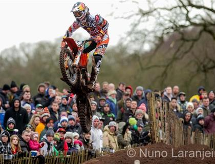 Salop Club looking forward to Maxxis British Motocross round at Hawkstone