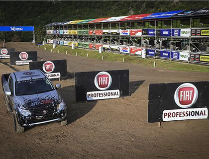 Fiat Professional becomes the title sponsor of the MXGP of Great Britain