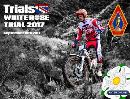 Trials UK White Rose Trial 2017- 10th September 2017