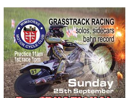 International Whoppa Grasstrack Thrills, Spills and Competition Time