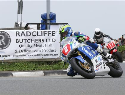 Ivan Lintin Confirmed for Pre-TT Classic