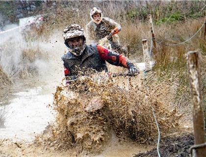 Annual Foxborough Endurothon at Sible Hedingham
