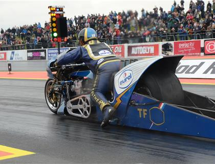 ACU Championships Round 1 - Festival of Power at Santa Pod Raceway