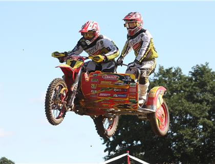 Maxxis ACU British Sidecar Cross Championship Preview