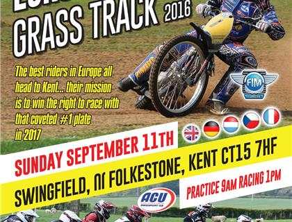 Flying Dutchmen hopes to make it four-in-a-row at FIME European Grass Track championships
