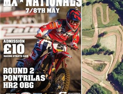 Michelin MX Nationals Heads to Pontrilas for Round 2 - 7th and 8th May